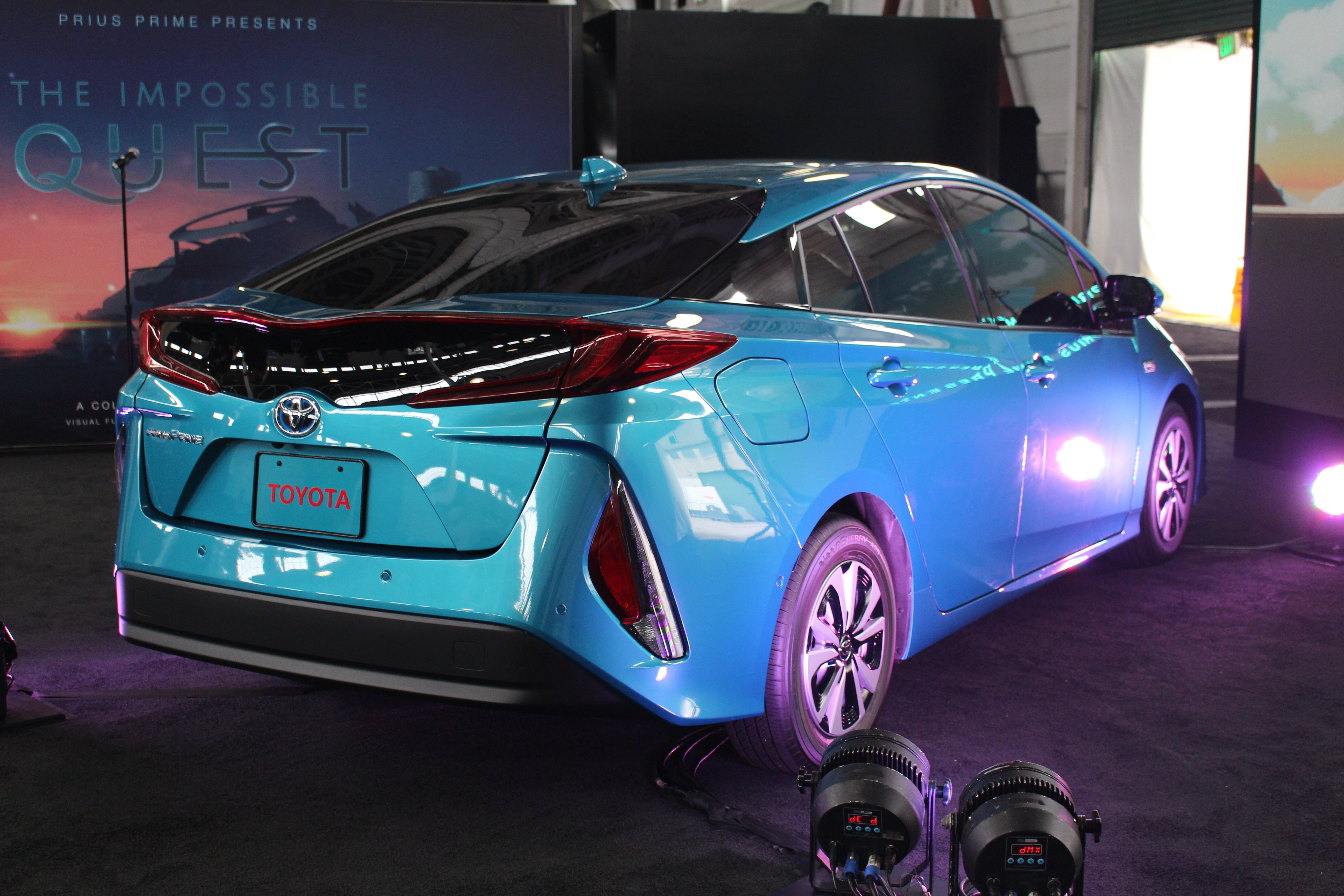 Meet the 2017 Toyota Prius Prime in its West Coast debut ...