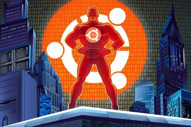 ubuntu superhero