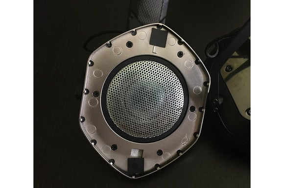 V-Moda's ear pads are removable.