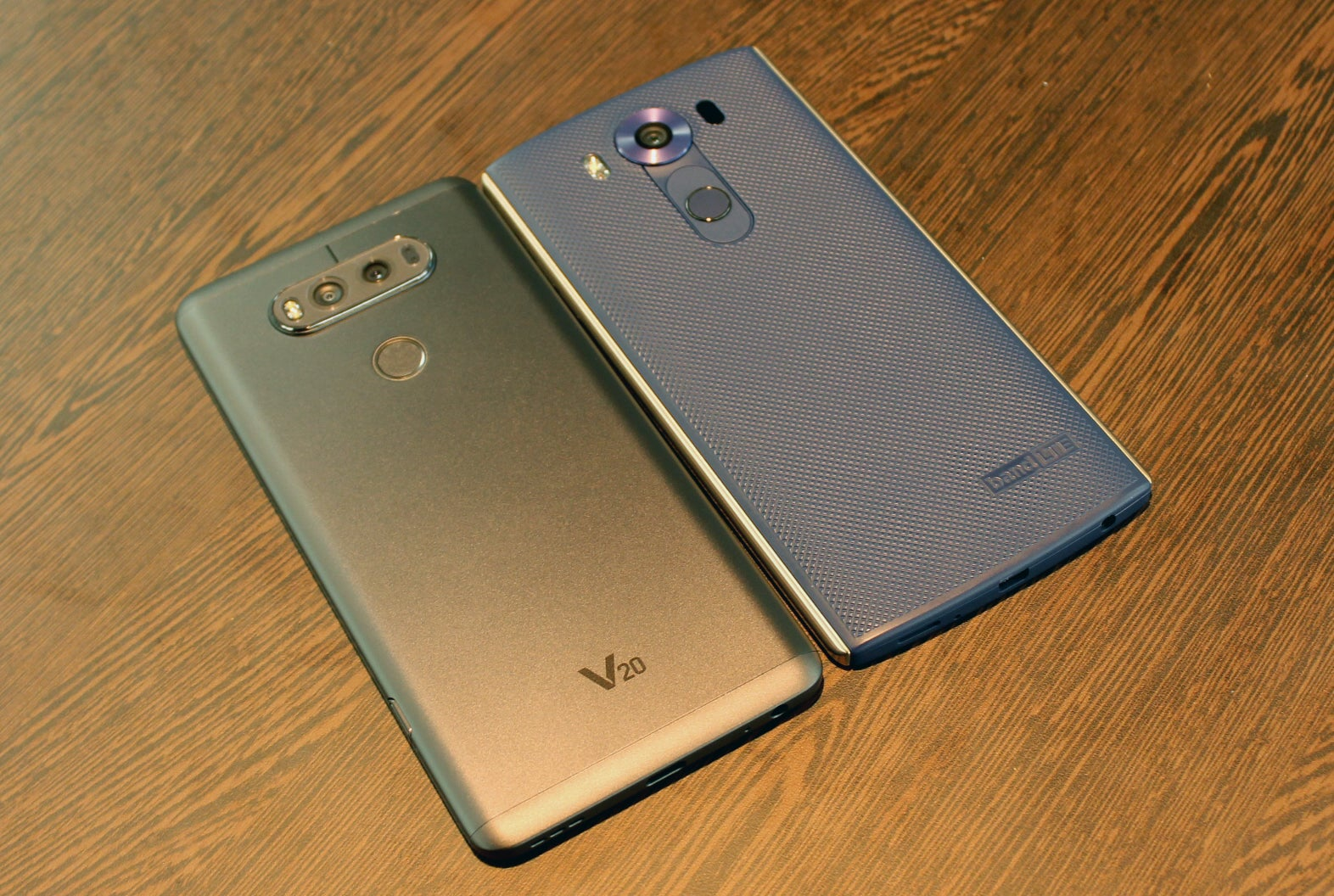 LG V20 hands on: A 5 7-inch phablet for smartphone content
