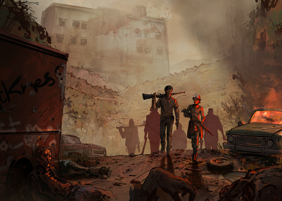 The Walking Dead Season Three: A New Frontier