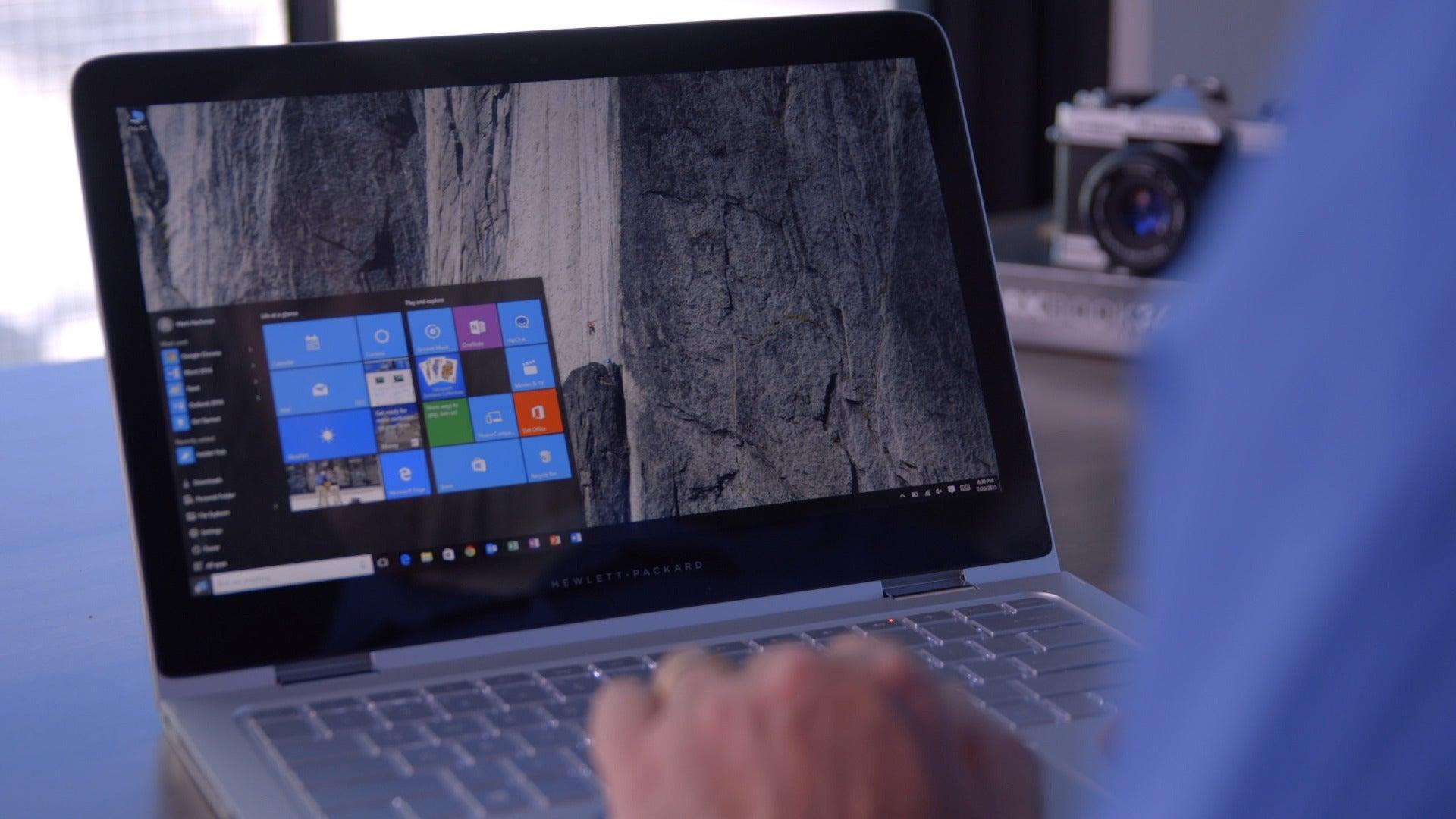 how to unlock a gateway laptop windows 8