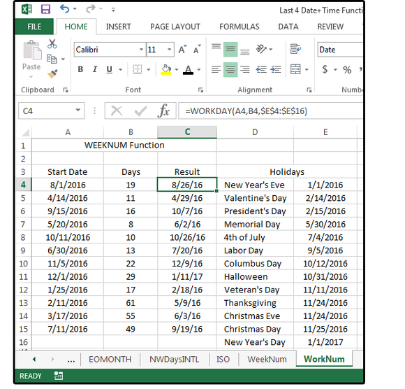 08 complete workday spreadsheet