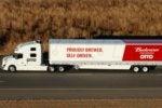 self-driving truck
