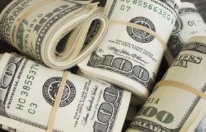 money bundles of US dollars