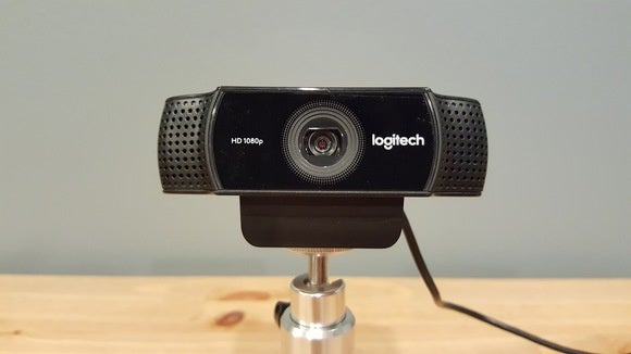 Logitech C922 review: Like the C920 it replaces, this webcam