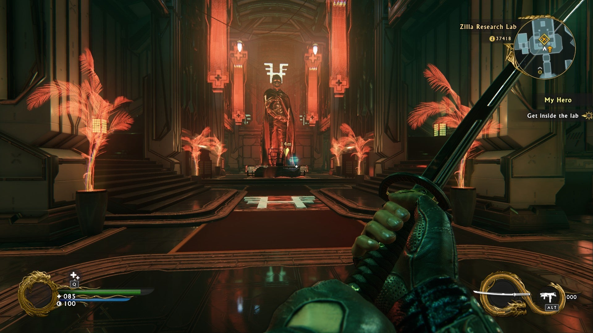 Shadow Warrior 2 review: It's not the size of the game, but how you