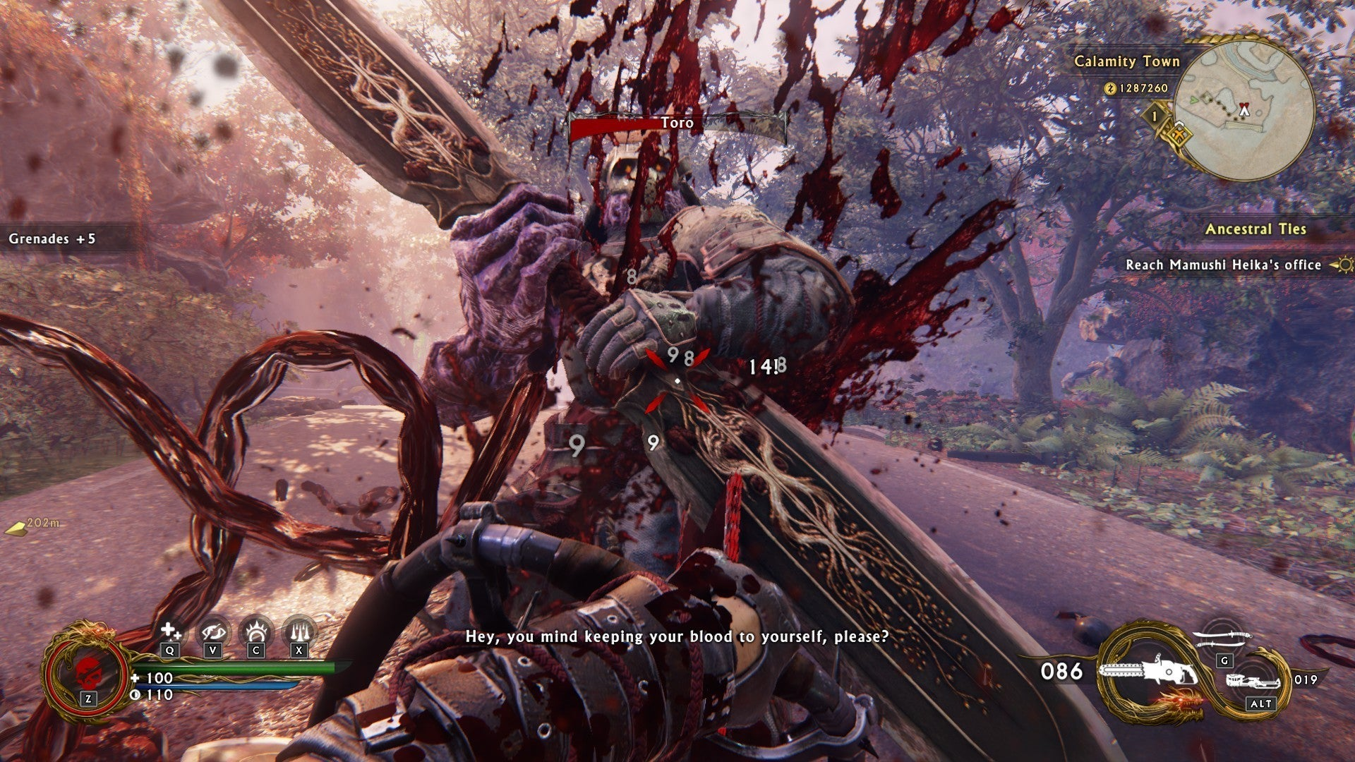 Shadow Warrior 2 review: It's not the size of the game, but