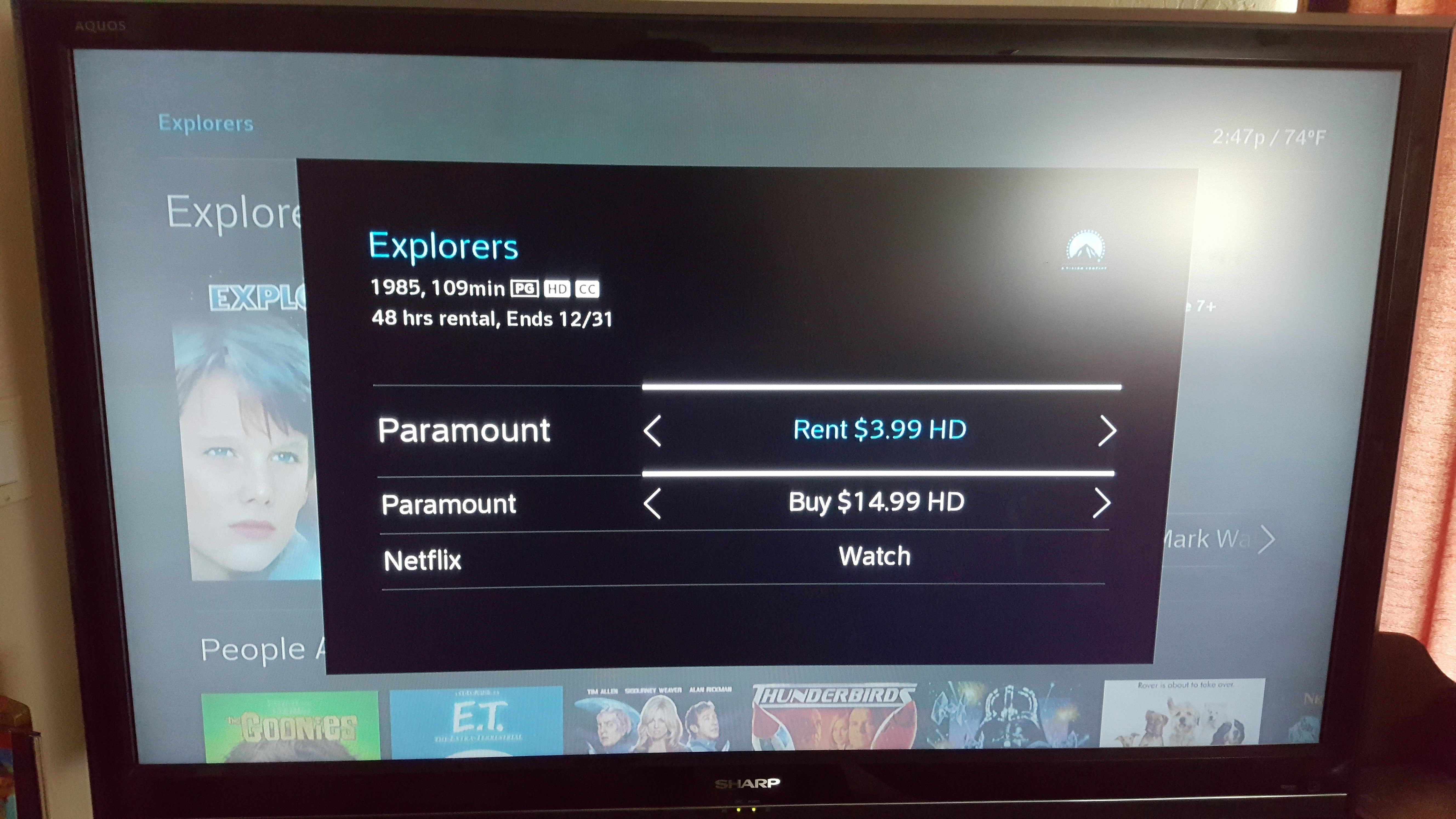 Hands on: Netflix on Comcast's X1 set-top box is a good experience