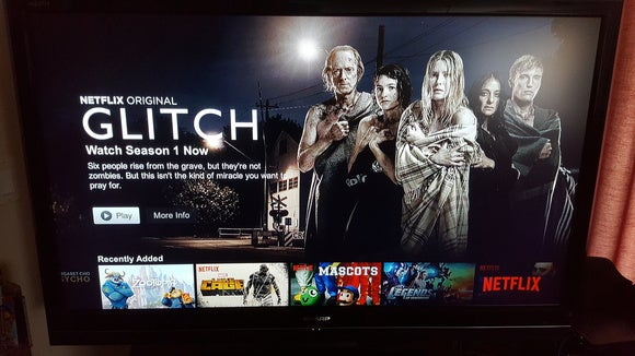 Comcast X1 Netflix