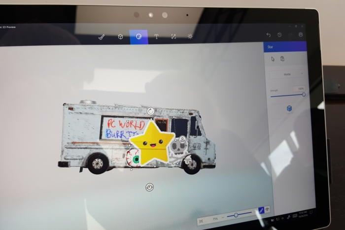 Paint3D Preview Windows 10