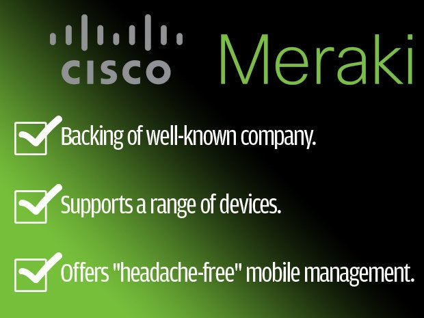 Cisco Meraki EMM