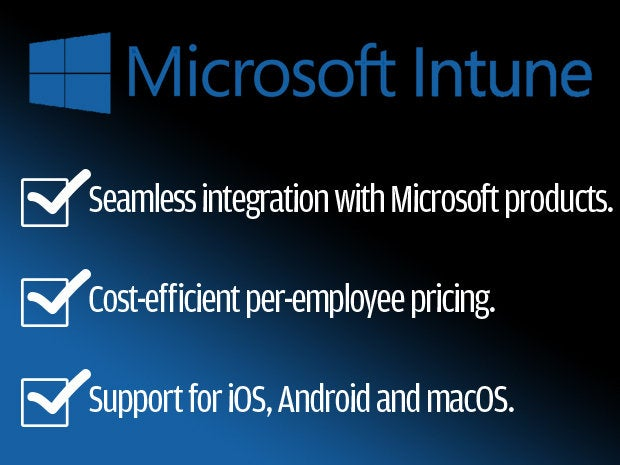 Microsoft Intune - EMM - mobile device management