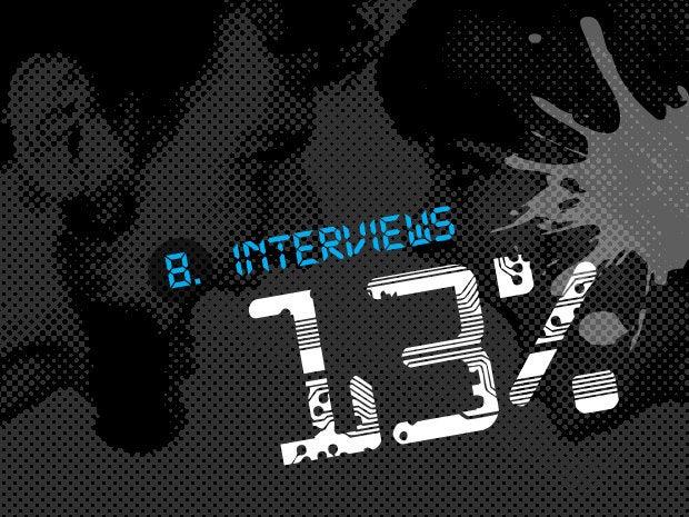 8 interviews