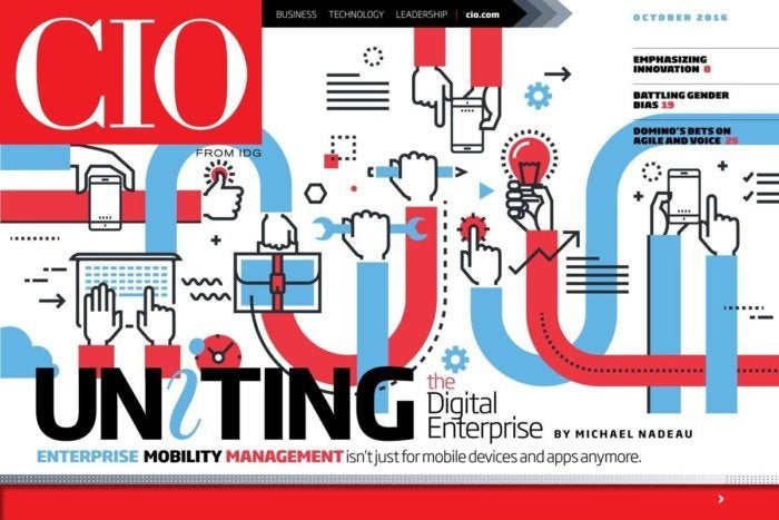 CIO October 2016 issue
