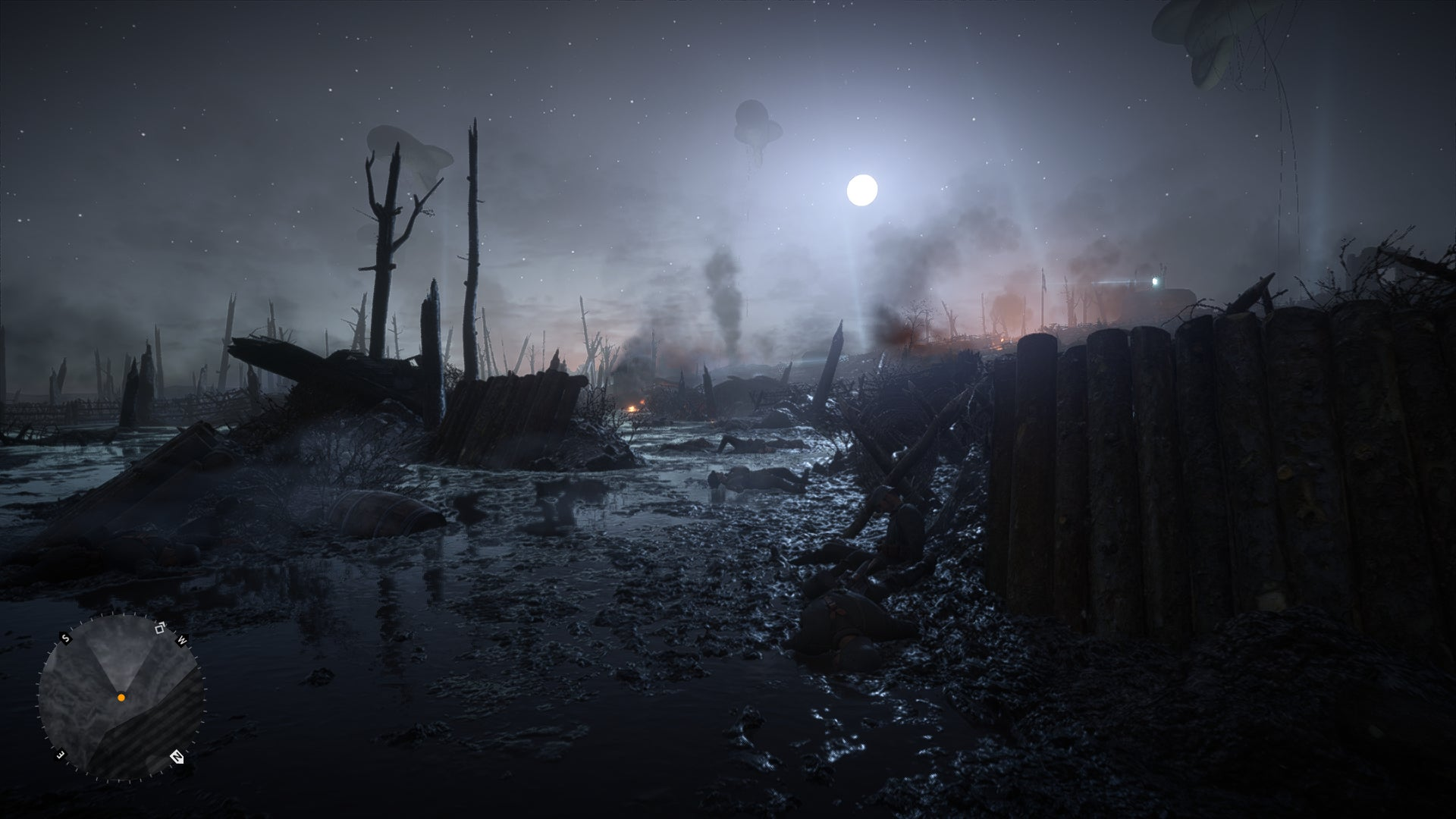 Battlefield 1 Pc Review Satisfying Chaos Solemn Silence