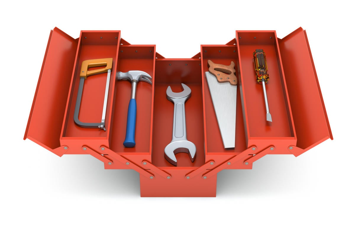 bigstock tools in the toolbox 6745520