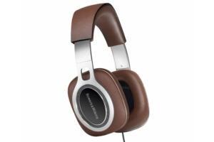 B&W's P9 Signature headphones celebrate the company's 50th anniversary.