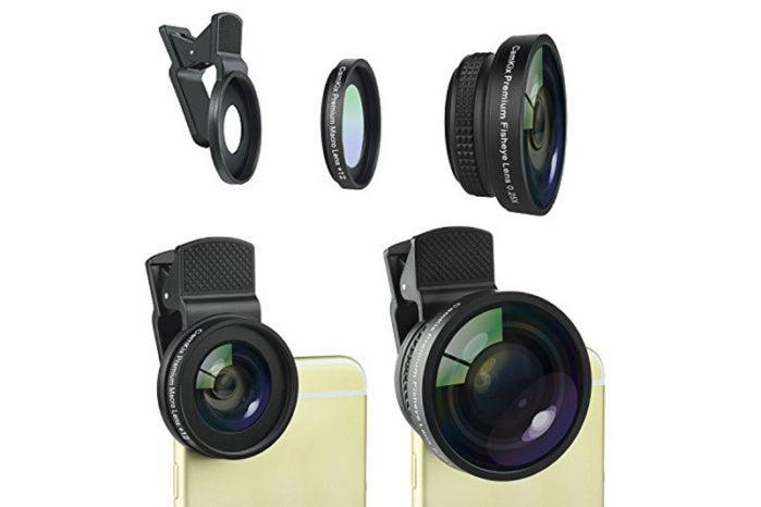 Premium Universal 2in1 Camera Lens Kit