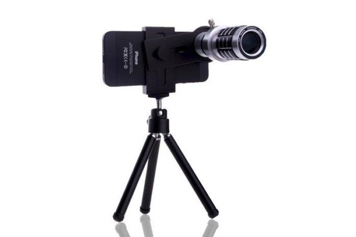 camkix universal smart phone camera lens kit