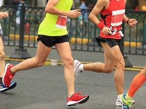 city marathon runners ts
