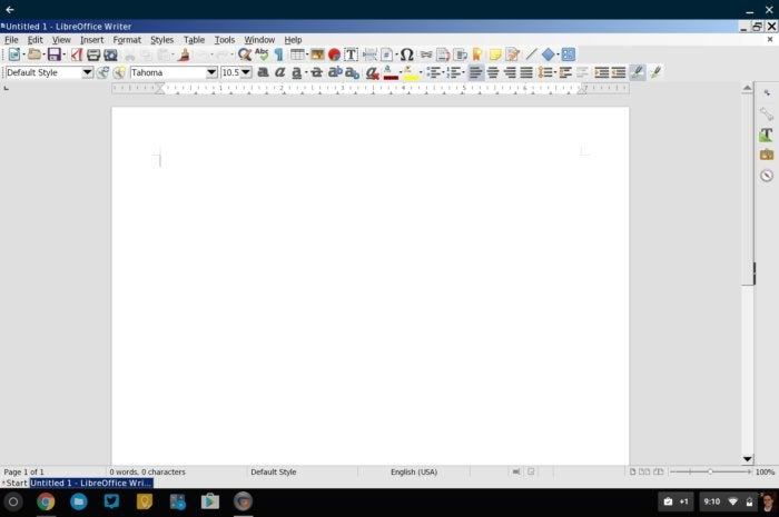 crossoverlibreoffice