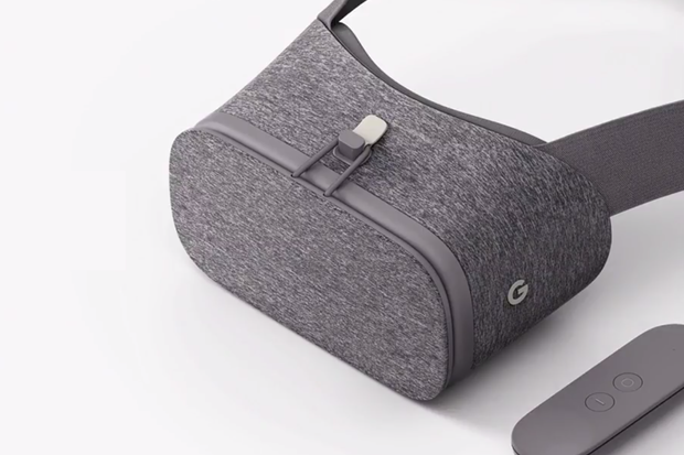 Google's fabric-clad Daydream View headset aims to make mobile VR easy-peasy | Greenbot