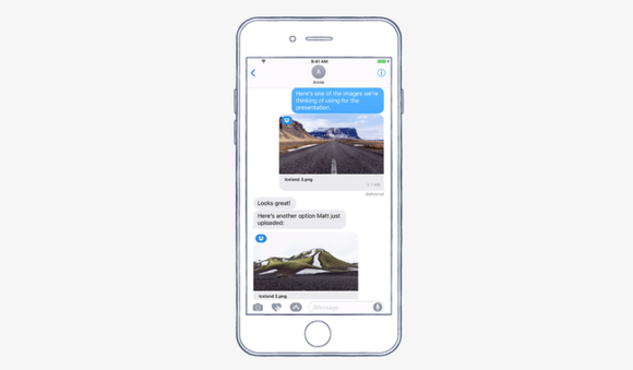Dropbox for iOS now has in-app PDF signing