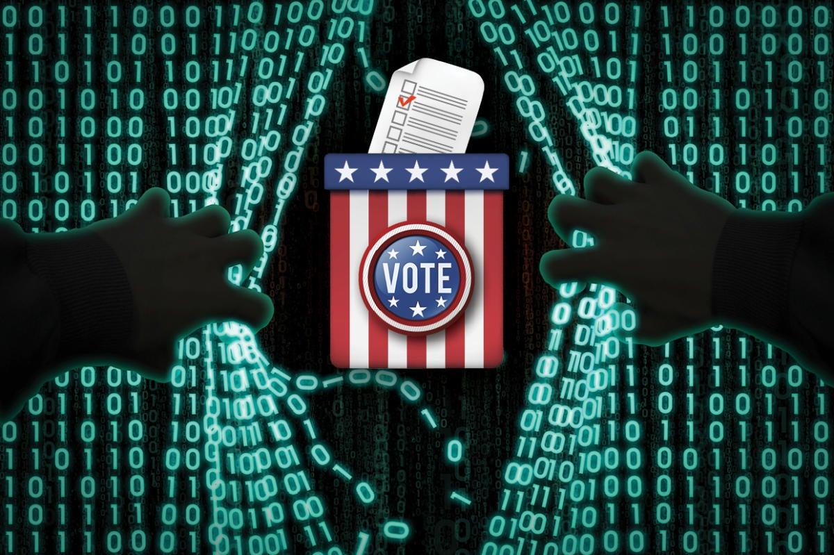 如果选举被窃听,我们可能永远也不会知道