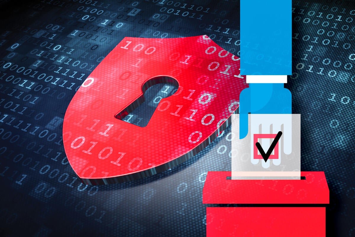 Online voting is impossible to secure  So why are some