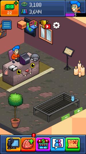 fft pewdiepie room