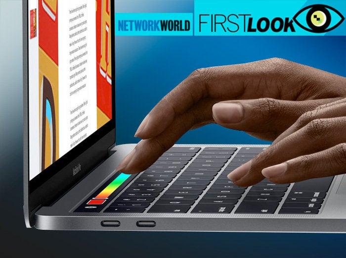 first look macbook 1