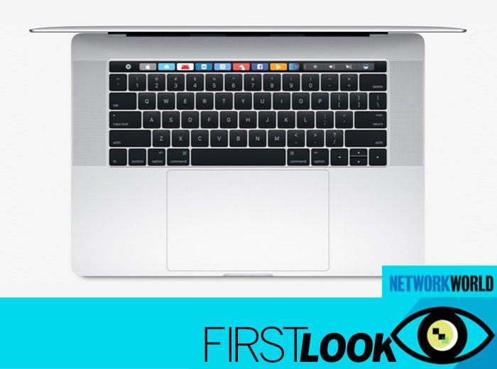 first look macbook 4