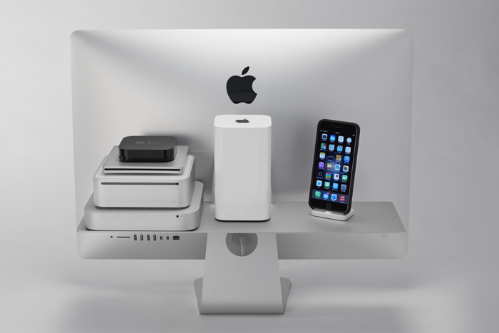 Float Shelf: An elegant way for Apple users to clean up their desktops