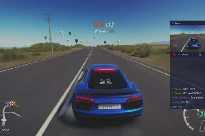 forza 3 xbl streaming