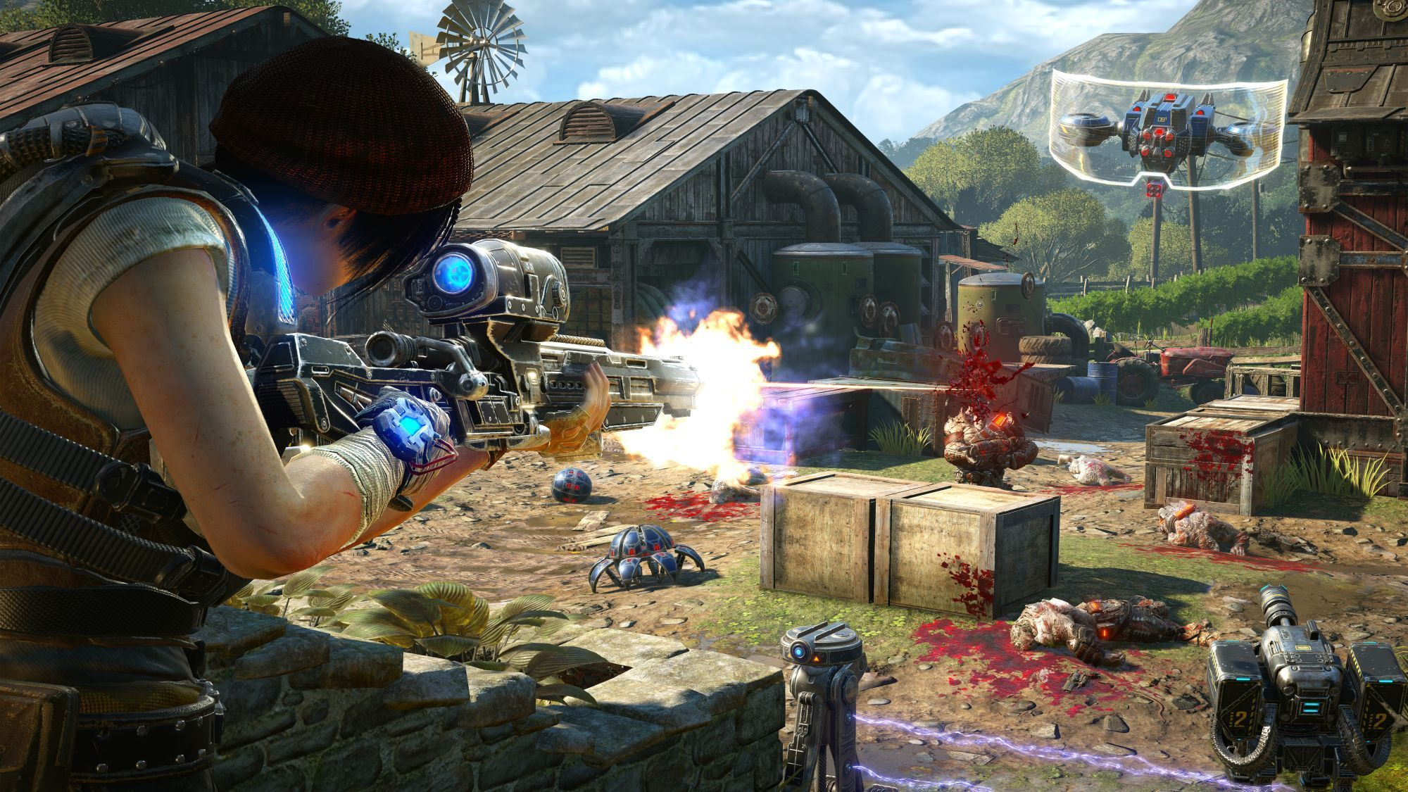 Gears of War 4 (PC) review: Passing the torch | PCWorld
