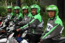 An IT Infrastructure Giant Helps Indonesians Catch a Ride with GO-JEK