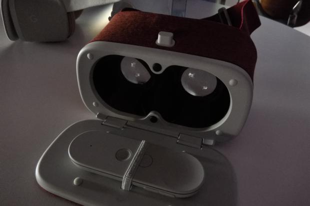 Google's Daydream headset will start shipping on Nov. 10.