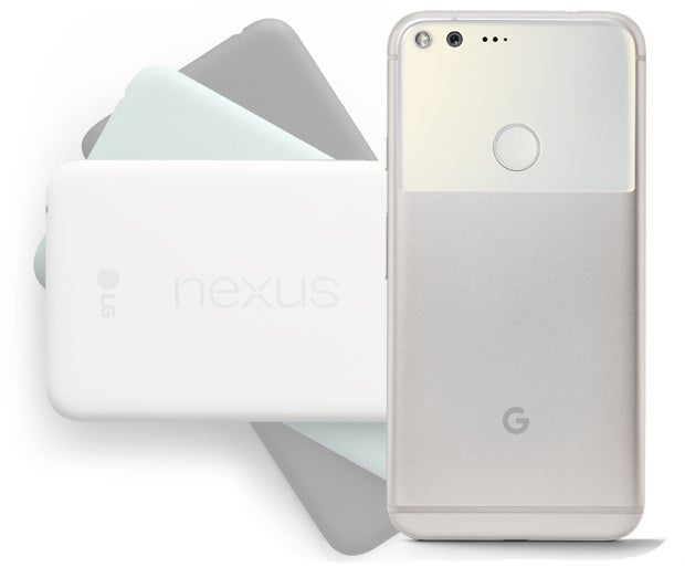 Google Nexus, Pixel Phones