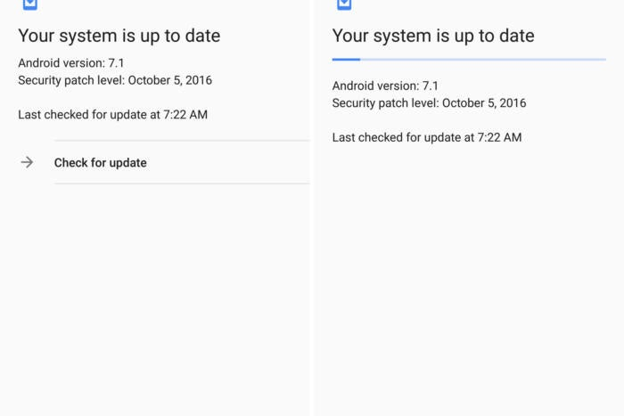 google pixel software updates