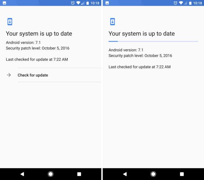 google pixel software updates