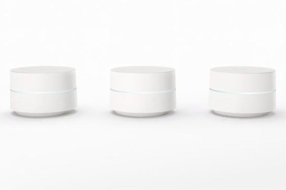 Google Wifi is a modular wireless home networking system