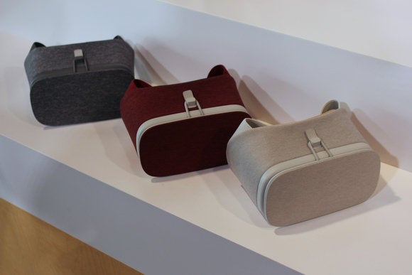 google daydream vr headsets colors