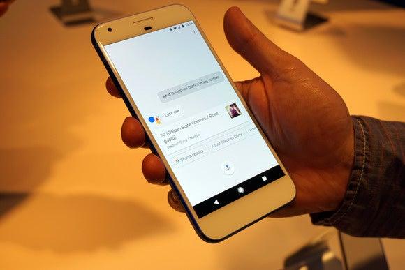 google pixel assistant 2