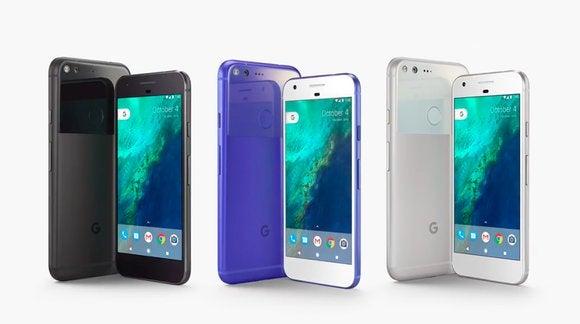 google pixel colors 2016