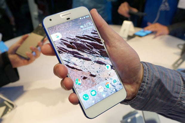 Google's new Pixel phone includes a dedicated adapter to