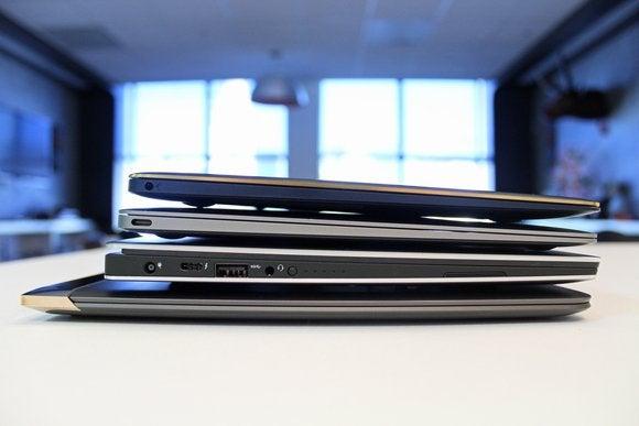 Asus ZenBook 3 Left Side Shot