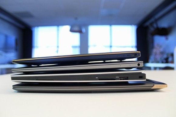 Asus ZenBook 3 Right Side Shot
