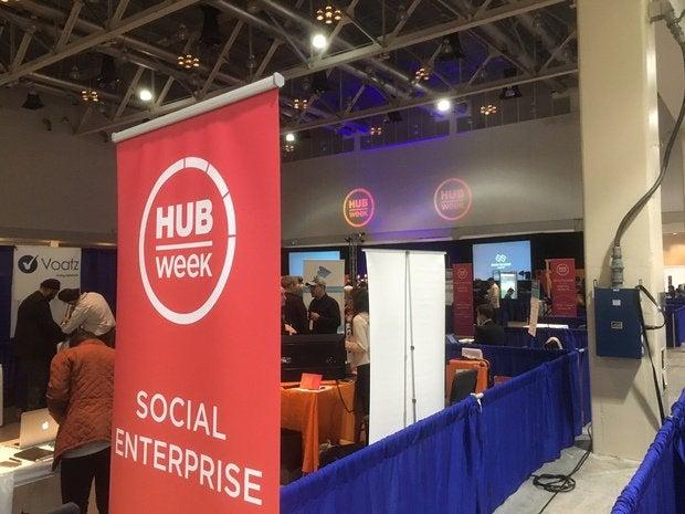 Hubweek 2016