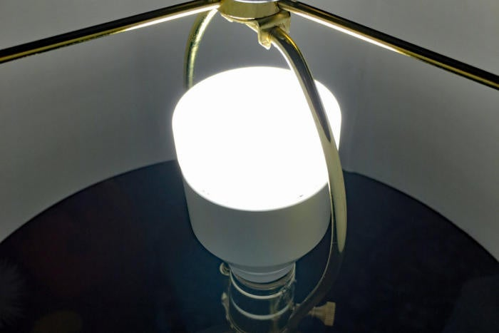 LIFX in a lamp